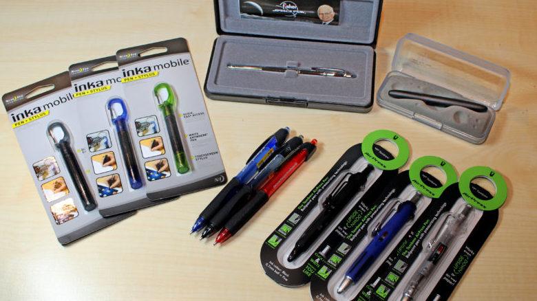 Stifte zum Cachen – Outdoor-Stifte