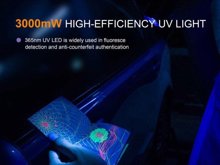 Fenix-TK25UV-flashlight-UV-Light