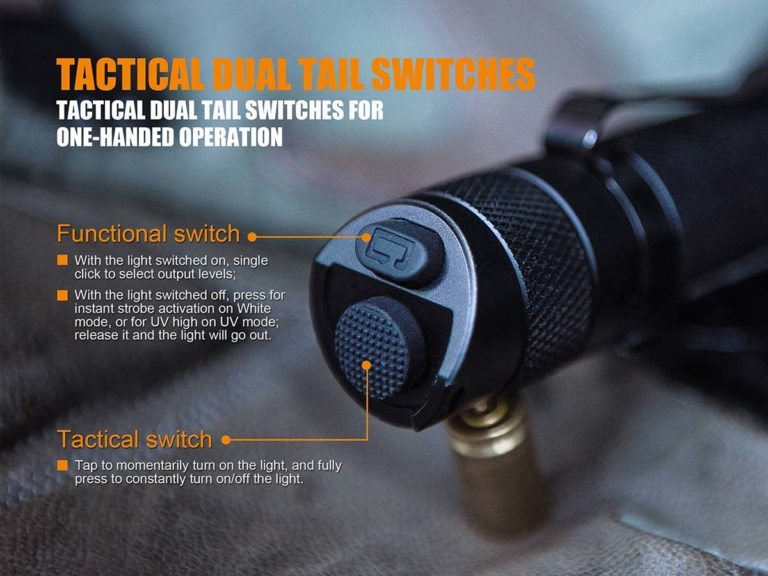 Fenix-TK25UV-flashlight-tactical-switch