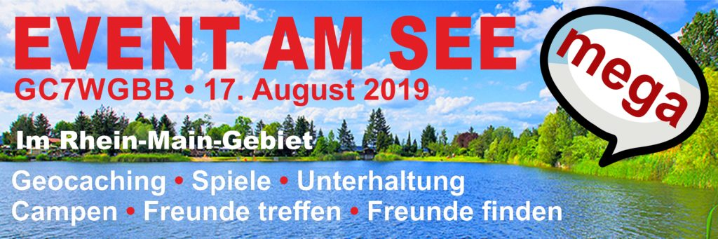 Event am See 2019 Banner