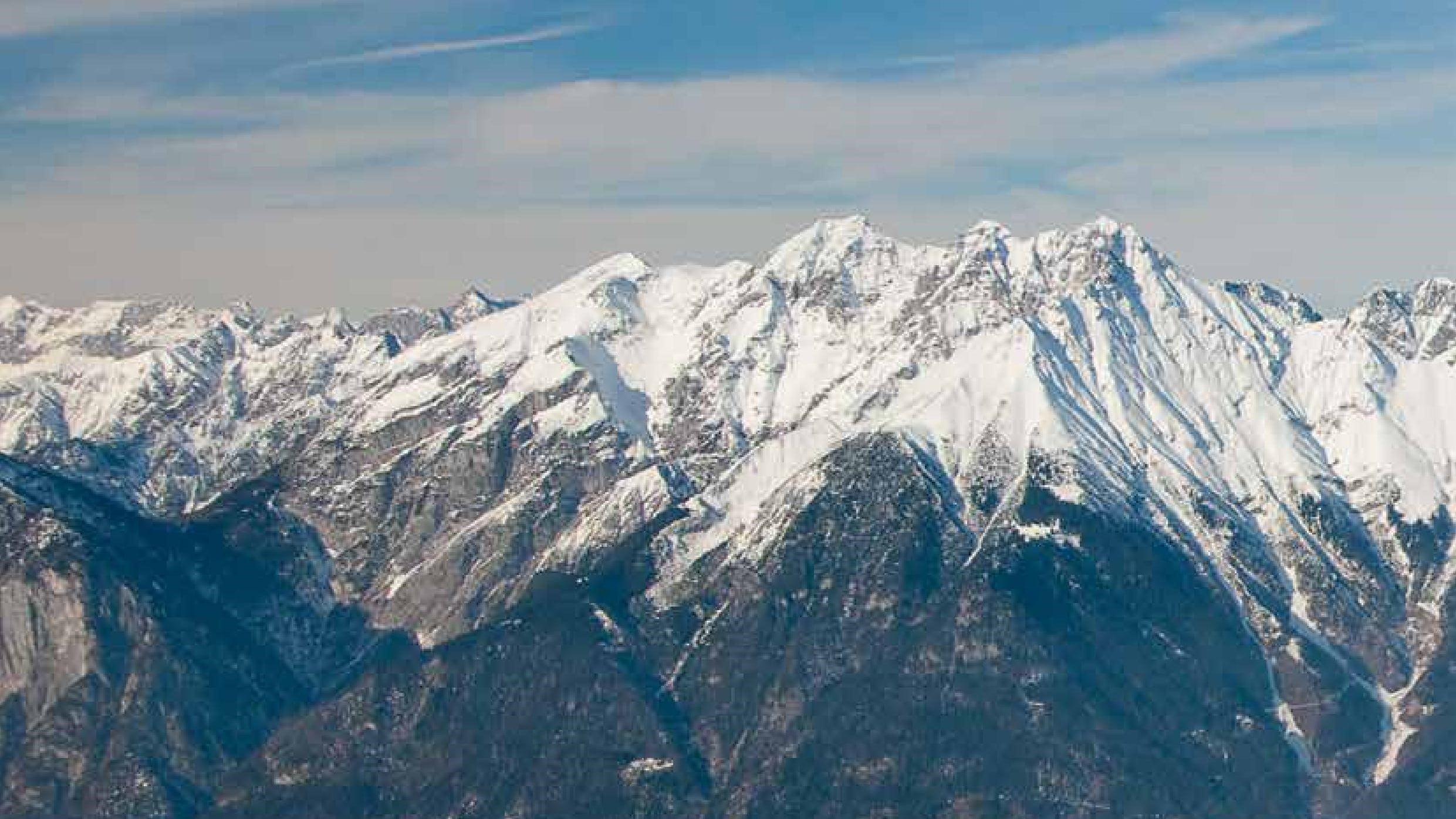Die Hauptstadt der Alpen
