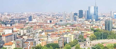 Ich bin dann mal schnell in Mailand