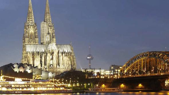 Düsseldorf und Köln