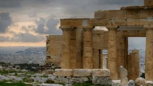 Ich bin dann mal schnell in Athen