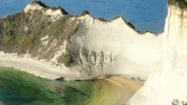 Back to the Past: Geocachen auf Korfu