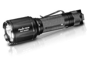 Fenix Geocaching Taschenlampe TK25UV mit UV- und Weißlicht