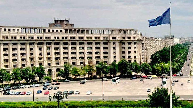 Bin dann mal Schnell in Bukarest