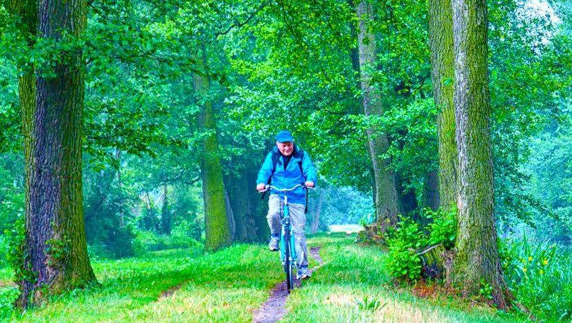 Mit Bike und Boot auf Dosensuche im Spreewald