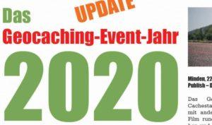 Geocaching Events 2020 – Verschiebungen, neue Termine, Absagen…