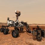 Mars: Erster interplanetarer Trackable