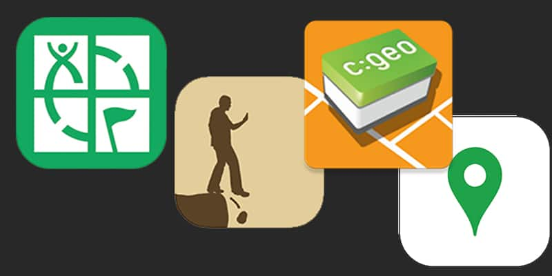 Geocaching Apps