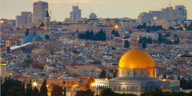 Israel Geocachen zwischen den Religionen