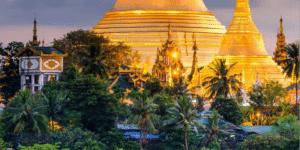 Myanmar –Cachen im Land der Pagoden