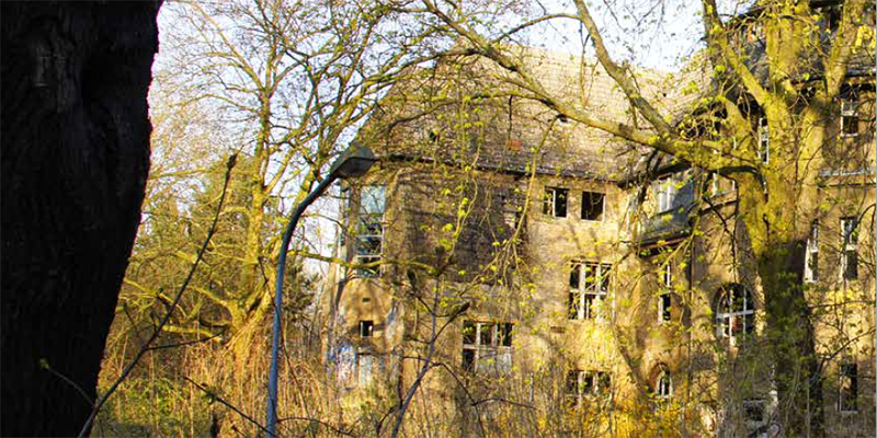Lost Places: Stille Ecken