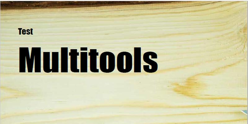 Test Multitools