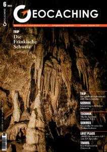 Geocaching Magazin November und Dezember 2020