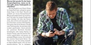 Ingo Oschmann – Jäger des versteckten Schatzes