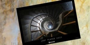 Lost Place Kalender 2021 – AUSVERKAUFT