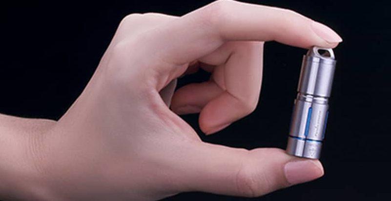 Fenix Schlüsselbund Taschenlampe UC02SS