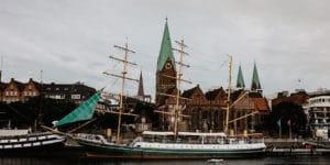 Geocaching-Tour in Bremen
