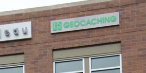 Neues beim Geocaching