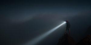 Geocaching Stirnlampen
