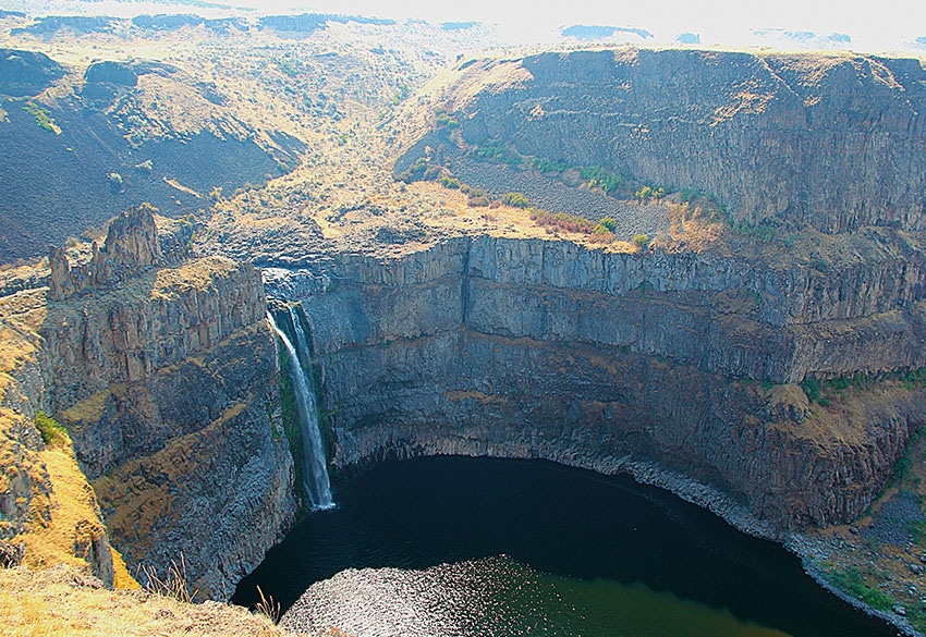 Bild von Palouse Falls