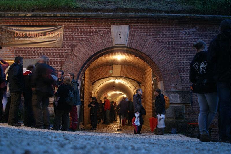 Tunnel in Ulm