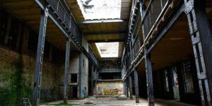 Lost Place Cache Union Maschinenfabrik