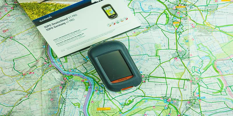 Karten zum Geocachen – Garmin und Open Street Map