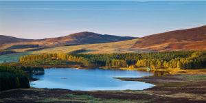 Geocaching in Schottland – Cateran Trail