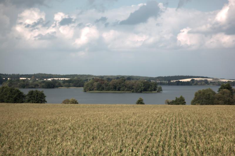 Landschaft Mecklenburgische Seenplatte