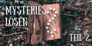 Mystery-Serie Teil 2: Bilderrätsel