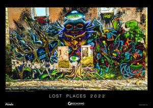 Titelbild Lost Place Kalender 2022