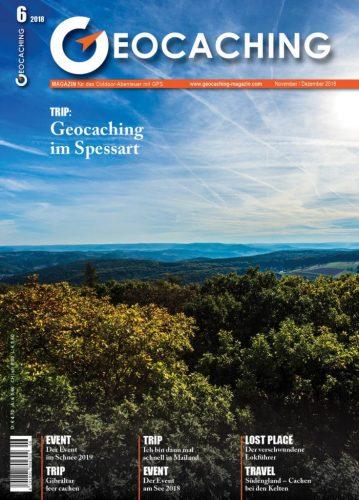Geocaching Magazin 2018-6