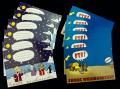 Postkartenset Weihnachten, 12 Stück
