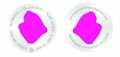 Event Coin Limited Edition Stardust Pink 2015