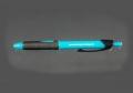 Geocachingschreibgerät, Outdoor-Kugelschreiber hellblau