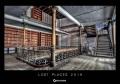 Lost Place-Kalender Abonnenten 2019, 4er-Pack