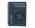 Geocaching Notizbuch - blau