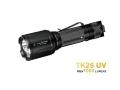 Premium Hochleistungslampe Fenix TK25 mit UV-Licht