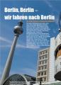 Berlin, Berlin − wir fahren nach Berlin