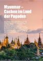 Myanmar – Cachen im Land der Pagoden